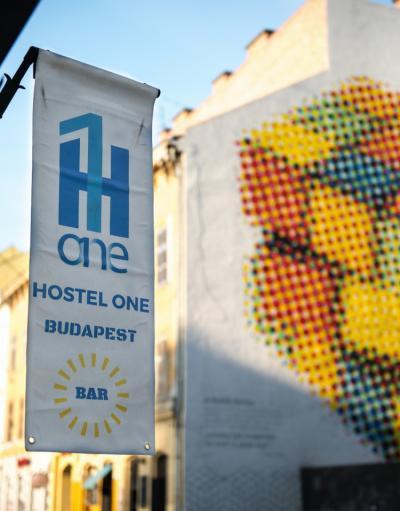 Hostelek és Ifjúsági Szállások - Hostel One Budapest