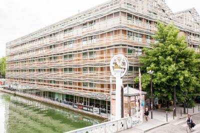 Hostelek és Ifjúsági Szállások - St Christopher's Inn Paris - Canal Hostel