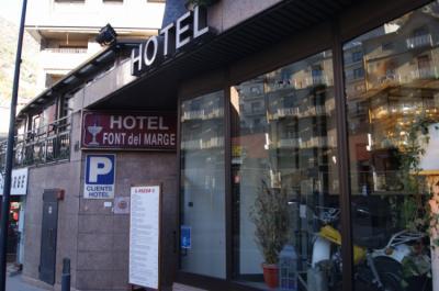 Hostelek és Ifjúsági Szállások - Font del Marge Hostel