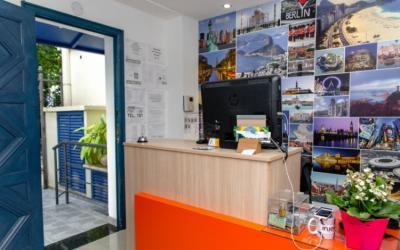 Hostelek és Ifjúsági Szállások - Injoy Hostel
