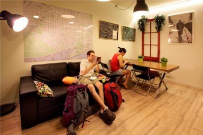 Hostelek és Ifjúsági Szállások - Gracia City Hostel