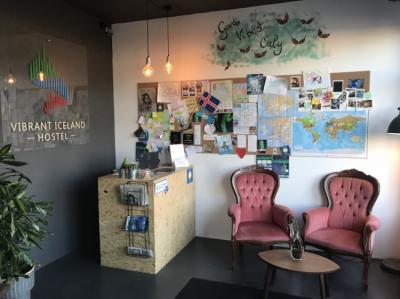 Hostelek és Ifjúsági Szállások - Vibrant Iceland Hostel