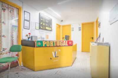 Hostelek és Ifjúsági Szállások - Vistas de Lisboa Hostel
