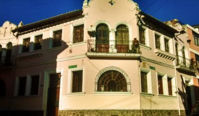 Hostelek és Ifjúsági Szállások - Los Geranios de San Marcos Hostel