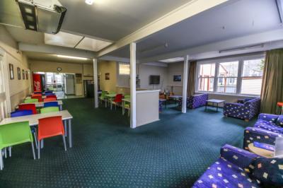 Hostelek és Ifjúsági Szállások - YHA Rolleston House (Christchurch)