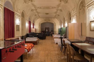 Hostelek és Ifjúsági Szállások - Hostel Baroque Hall