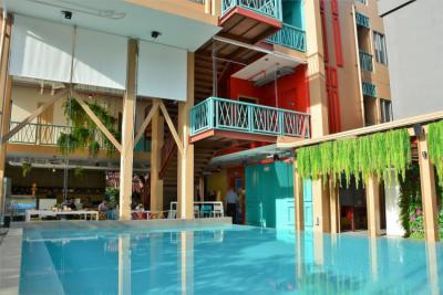 Hostelek és Ifjúsági Szállások - Hostel Lub D Siem Reap