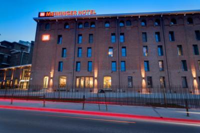 Hostelek és Ifjúsági Szállások - MEININGER Hotels Bruxelles City Center