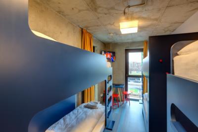 Hostelek és Ifjúsági Szállások - MEININGER Hostel Berlin East Side Gallery