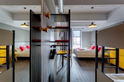 Hostelek és Ifjúsági Szállások - MEININGER Hostel Brussel City Center