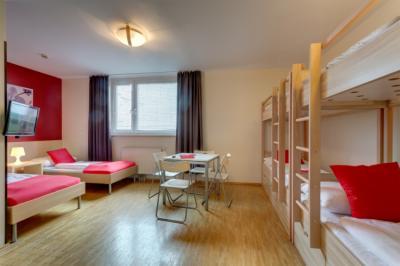 Hostelek és Ifjúsági Szállások - MEININGER Hostel Vienna Central Station