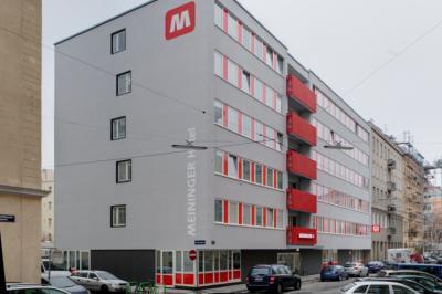 Hostelek és Ifjúsági Szállások - MEININGER Hostel Vienna Downtown Sissi