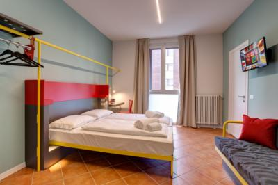 Hostelek és Ifjúsági Szállások - MEININGER Hostel Milano Garibaldi