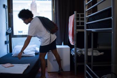 Hostelek és Ifjúsági Szállások - Hostel One Madrid