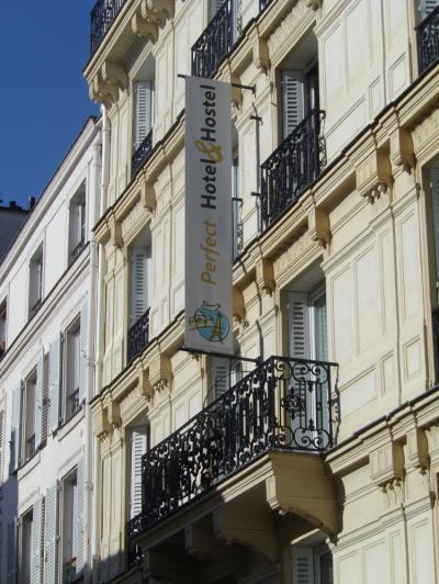 Hostelek és Ifjúsági Szállások - Perfect Hostel Paris