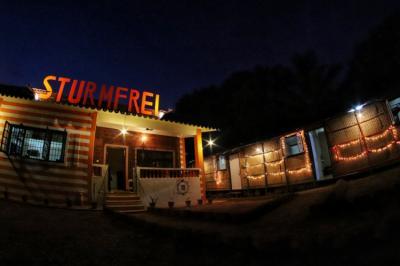 Hostelek és Ifjúsági Szállások - Sturmfrei Hostel Goa