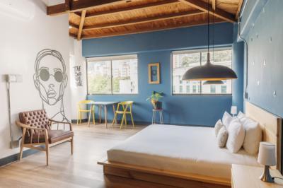 Hostelek és Ifjúsági Szállások - Selina Parque 93 Bogota
