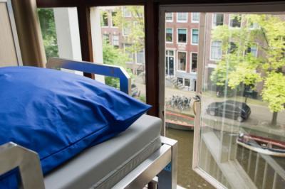 Hostelek és Ifjúsági Szállások - Hostel Stayokay Amsterdam  Stadsdoelen