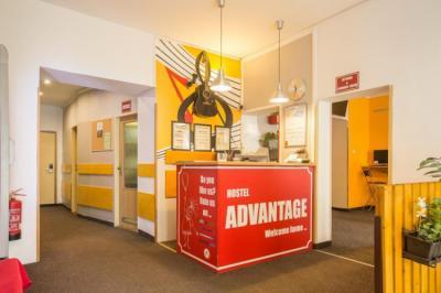 Hostelek és Ifjúsági Szállások - Hostel Advantage