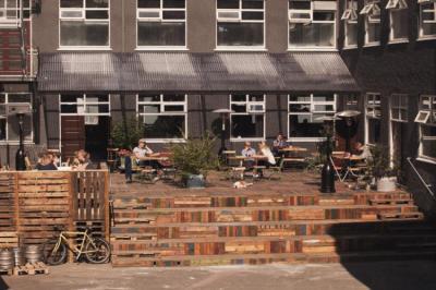 Hostelek és Ifjúsági Szállások - Kex Hostel Ehf