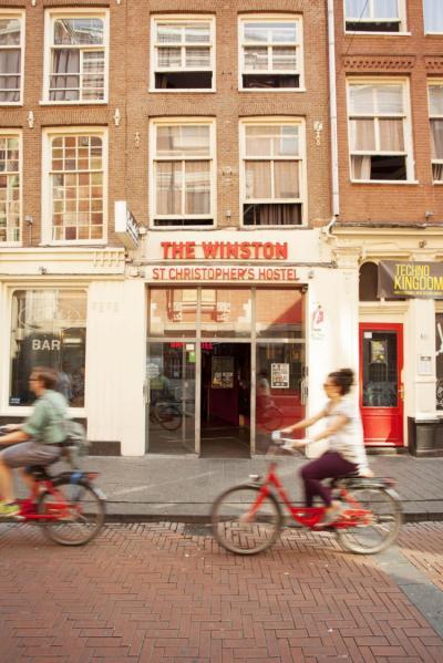 Hostelek és Ifjúsági Szállások - St Christopher's at the Winston, Amsterdam