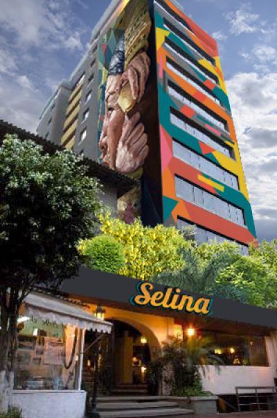 Hostelek és Ifjúsági Szállások - Selina Miraflores Lima