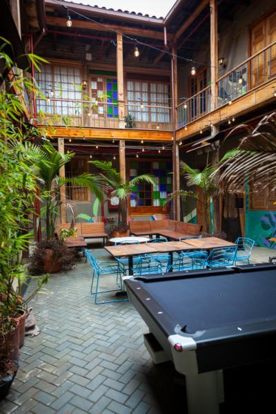 Hostelek és Ifjúsági Szállások - Selina La Candelaria Bogota