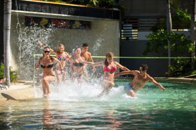 Hostelek és Ifjúsági Szállások - Gilligans Backpacker Hostel and Resort