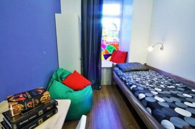 Hostelek és Ifjúsági Szállások - Hostel Qwerty