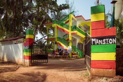 Hostelek és Ifjúsági Szállások - Rasta Mansion Backpacker Hostel