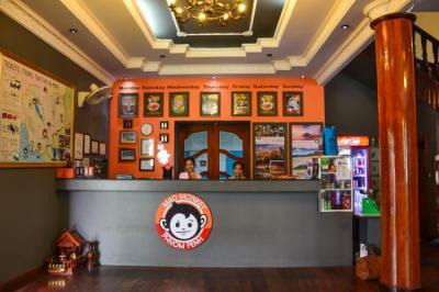 Hostelek és Ifjúsági Szállások - Mad Monkey Hostel Phnom Penh