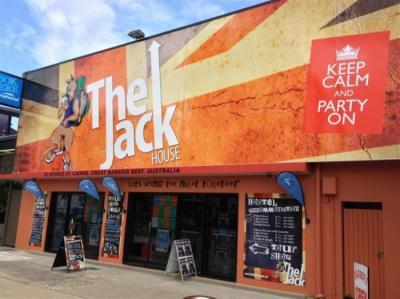 Hostelek és Ifjúsági Szállások - Hostel The Jack Backpackers