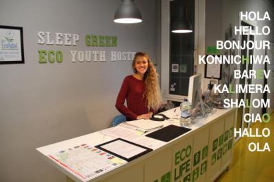 Hostelek és Ifjúsági Szállások - Sleep Green - Certified Eco Youth Hostel