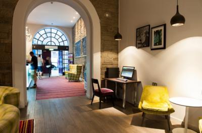 Hostelek és Ifjúsági Szállások - Safestay Edinburgh