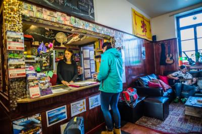Hostelek és Ifjúsági Szállások - Hostel Royal Mile Backpackers