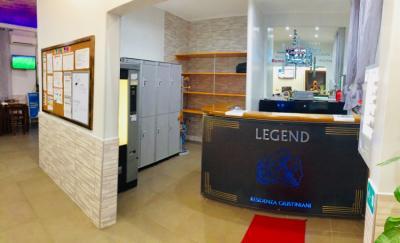 Hostelek és Ifjúsági Szállások - Legend R.G. Hostel