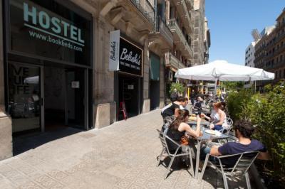 Hostelek és Ifjúsági Szállások - St Christopher's Inn, Barcelona