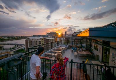 Hostelek és Ifjúsági Szállások - Hostel Brisbane City YHA
