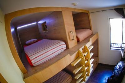 Hostelek és Ifjúsági Szállások - Hostel One Paralelo