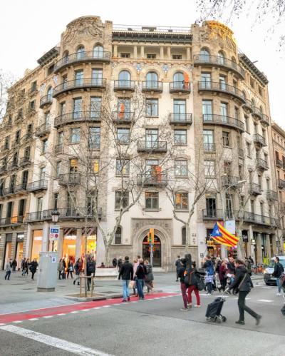 Hostelek és Ifjúsági Szállások - Hostel Safestay Barcelona Passeig de Gràcia