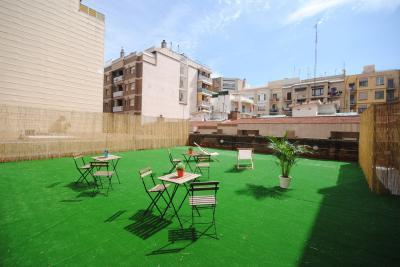 Hostelek és Ifjúsági Szállások - Bed & Bike Barcelona Hostel