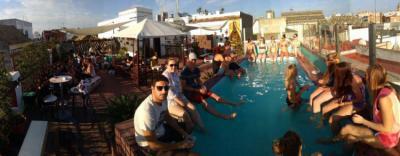 Hostelek és Ifjúsági Szállások - Oasis Backpacker's Palace Sevilla