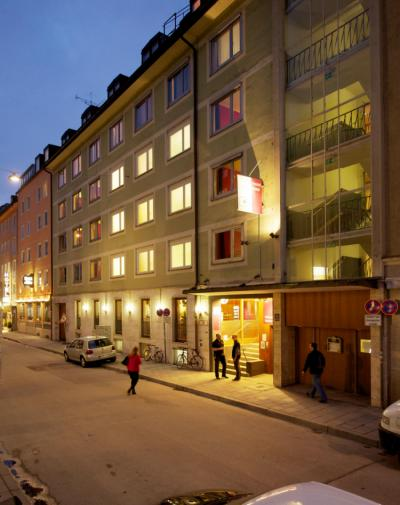 Hostelek és Ifjúsági Szállások - THE 4YOU Hostel & Hotel Munich
