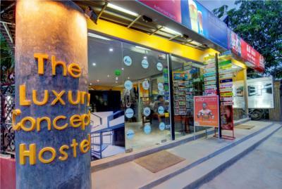 Hostelek és Ifjúsági Szállások - The Luxury Concept Hostel/Pub-Street