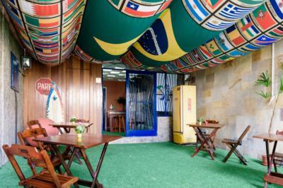 Hostelek és Ifjúsági Szállások - Maracana Hostel Vila Isabel