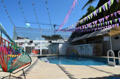 Hostelek és Ifjúsági Szállások - Wonderland Party Hostel