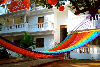 Hostelek és Ifjúsági Szállások - Zostel Goa